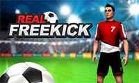 Real Freekick 3D Soccer Game