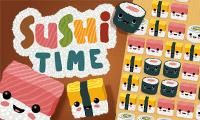 Tijd voor sushi