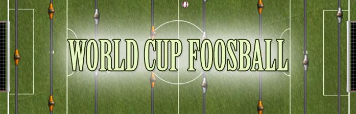 Piala Dunia Foosball