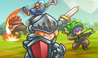 Mighty Knight: Medieval RPG Game