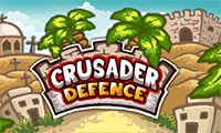 Crusader Defense: Medieval Strategy Game