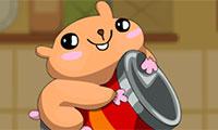 Gräddtokig hamster
