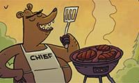 Медвежий гриль