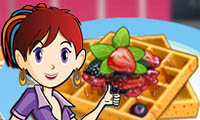 Fruit Cobbler: Sara's Cooking Class