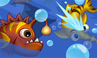 Hungry Fish Eating Game