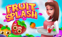Minuman Splash Buah