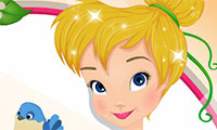 Tinkerbell: House Makeover