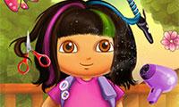 Potongan Rambut Keren Dora