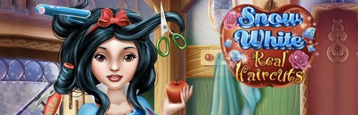 Peinados reales: Blancanieves
