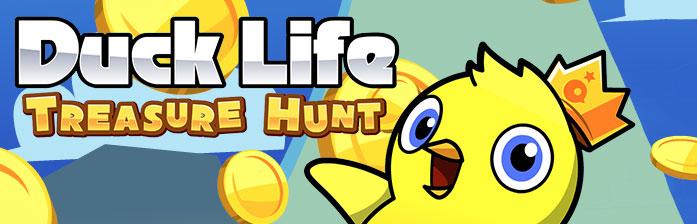 Kehidupan Si Bebek: Berburu Harta Karun