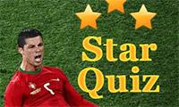 Звезды футбола: викторина