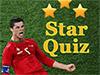 Cuestionario de las estrellas de fútbol