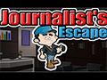 Flucht eines Journalisten