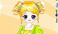 Viste a la muñeca 8