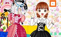 Moda bambola-principessa