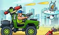 Mad Day: Car Shooting Game