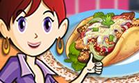 Cocina con Sara: Gyros
