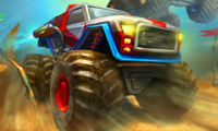 Feta monstertruckar 2