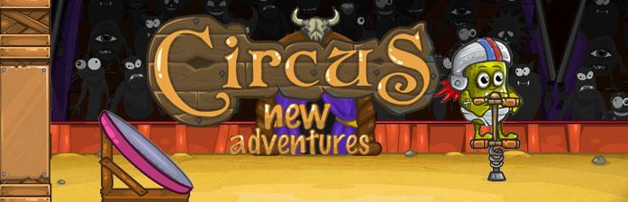 Sirkus: Petualangan baru