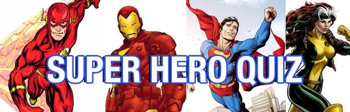 Test de superhéroes