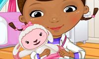 Doktor McStuffins: Wypadek owieczki