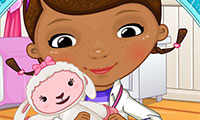 Doc McStuffins: Lamb Injury