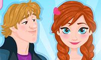 Encontro com Anna de Frozen