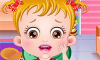 Малышка Хейзел: лечение десен