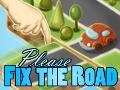 Arreglen la calle