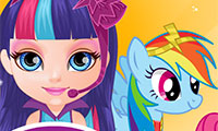 Baby: Little Pony