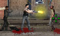 Stark Raving Ted: Zombie Killing Game