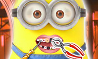 Minion Vai ao Dentista