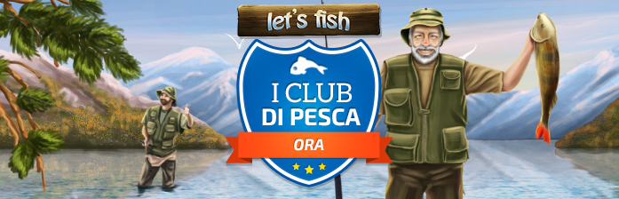Let's Fish!