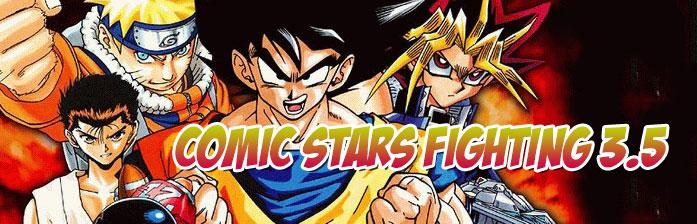 Pertarungan Bintang Komik 3.5