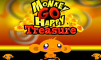 Monkey Go Happy - Treasure