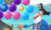 Bubble Shooter: Archibald the Pirate