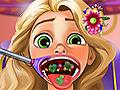 Rapunzel Throat Doctor