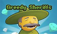 Hebzuchtige sheriffs