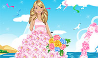Barbie Glam de novia