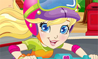 Polly Pocket: Scooter Racer