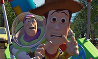 Toy Story: Catch That Moving Van