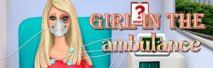 Barbie dalam Ambulans