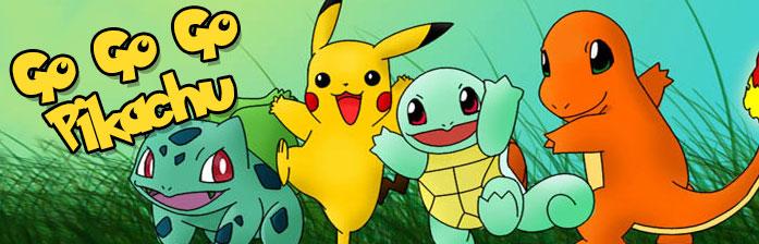 Go Go Go Pikachu