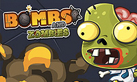 Bombs and Zombies: Defense Game