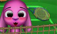 Toto & Sisi Play Tennis