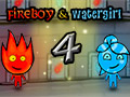Fireboy & Watergirl 4: Crystal Temple