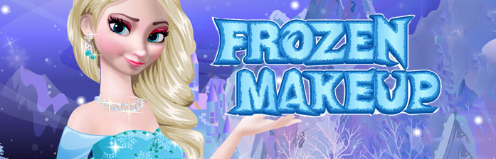Frozen Make Up