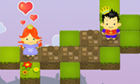 Salva la Princesa: Triángulo de Amor