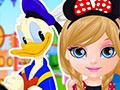 Baby Goes to Disneyland