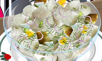 Potato Salad: Sara's Cooking Class